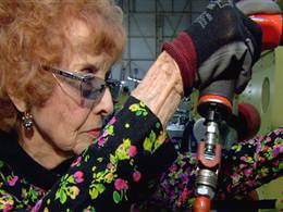 Rosie the Riveter/NBC News
