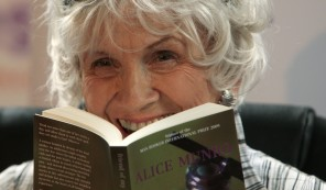 Alice Munro wins Nobel in Literature, 2013