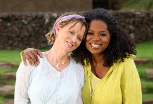 Anne Lamott and Oprah/OWN