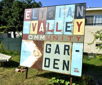 Cyndy Hubach Community Garden Update