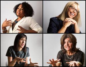 4 Execs on Succeeding in Biz--NY Times