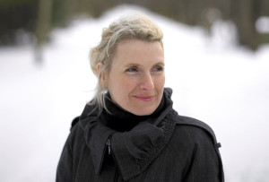 Elizabeth Gilbert in NY Times/Damon Winter