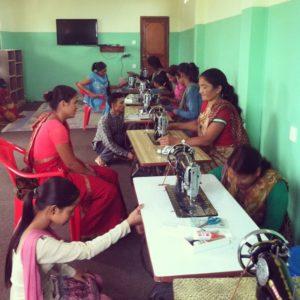 Maggie Doyne women's center in Nepal