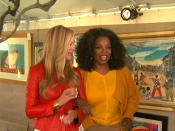 Oprah's Auction with Nancy O'Dell