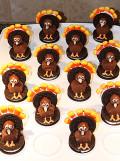 TWE PHOTO OF THE WEEK: A Rafter of Oreo Turkeys