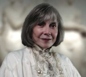 Anne Rice, author