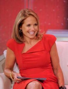 Katie Couric named Yahoo Global News Anchor