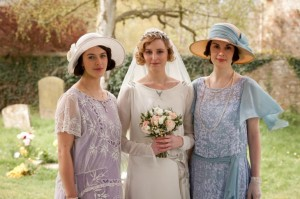 Downton Abbey: Winterthur costume exhibigt
