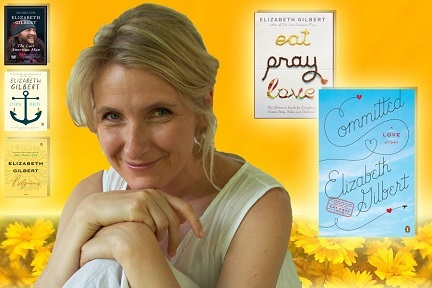 Elizabeth Gilbert, Eat Pray Love