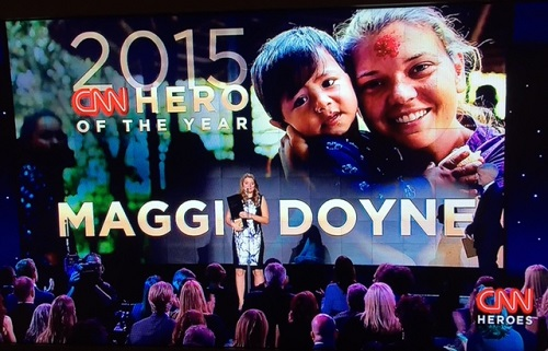 Maggie Doyne, CNN Hero of the Year 12-6-15