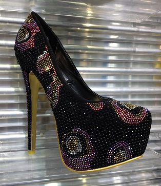 Shiekh 6 inch holiday heel 2013
