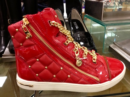 Michael Kors sneaker at Dillards, 2013 Holiday