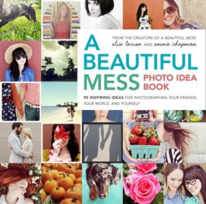 """A Beautiful Mess"" book"