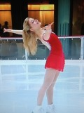 Gracie Gold on Today Show, going to Olympics in figureskating