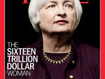 Janet Yellen, Time Magazine over