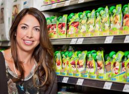 Jennifer Carlson--Gourmet Baby entrepreneur