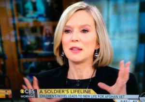 Lee Woodruff, CBS This Morning