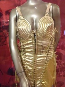 Madonna Cone Outfit--Museum of Instruments--Photo;:Janet Traylor