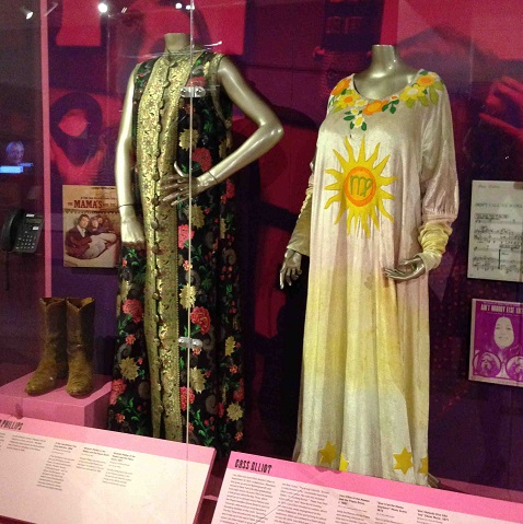 Women Who Rock--Mama Cass Elliot outfit--Photo: Janet Traylor
