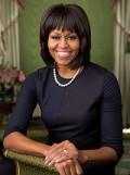Michelle Obama--White House Photo
