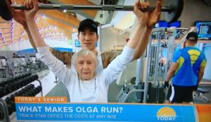 Olga Kotelko, 94-Year-Old Track Star--NBC Screenshot