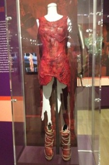 Lady Gaga Meat Dress, Women Who Rock Exhibit