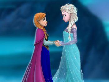 Frozen directed by Jennifer Lee