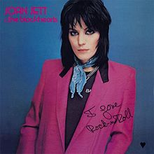 Women Who Rock--Joan Jett