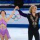 Davis and Whit Win Ice Dancing Gold/NBC Screenshot