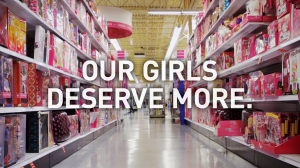 GoldieBlox ad for Super Bowl