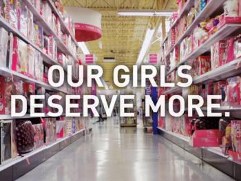 GoldieBlox ad for Super Bowl