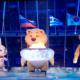 2014 Winter Olympic End with Big Bear/Photo: NBC Screenshot2014 Winter Olympic End with Big Bear/Photo: NBC Screenshot