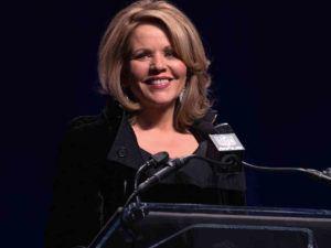 Renee Fleming Sings at Super Bowl