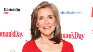 Meredith Vieira--First Woman to Host Primetime Olympics Show/Variety
