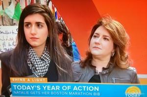 Corcoran family, Boston Marathon Bombing Victims/TODAY Show