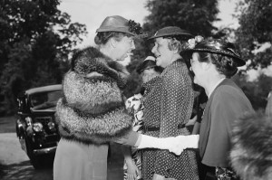Eleanor Roosevelt--Library of Congress