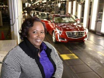 General Motors Shenetra Moses/USA Today