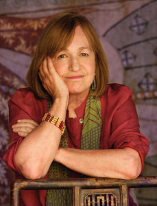 Jenny Bowen author photo