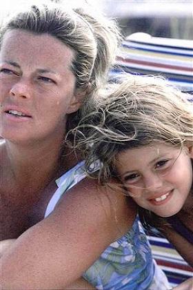 Kelly Corrigan and her mom--Photo: Kelly Corrigan