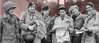 """No Job For a Woman: The Women Who Fought To Report WWII"" World PBS TV Broadcast March 13, 2014"