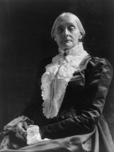 Susan B. Anthony--Creative Commons