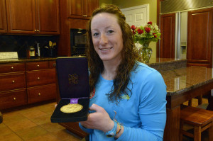Tatyana McFadden/Paralympic Star--Photo: Kevin Richardson, Baltimore Sun