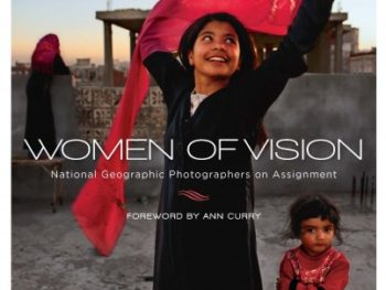 Women of Vision book by Nat Geo