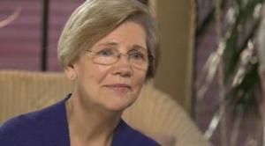 Elizabeth Warren, Sen. from Mass on CBS Sunday Morning