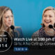 Hillary and Chelsea Clinton on Girls, A No Ceiling Conversation