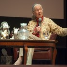 Jane Goodall at Dominican University/Book Passage Event