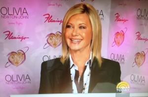 Olivia Newton-John/Screenshot NBC
