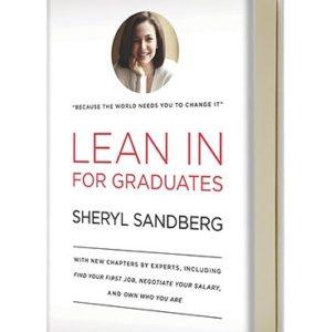 Sheryl Sandberg's Lean In