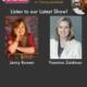 TWE Podcasts: Interviews with Jenny Bowen and Yasmina Zaidman