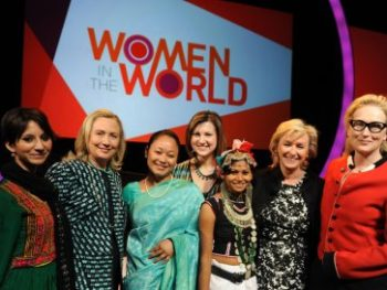 Women in the World Summit/2014